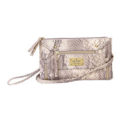 nicole by Nicole Miller® Charlie Wristlet Crossbody Wallet