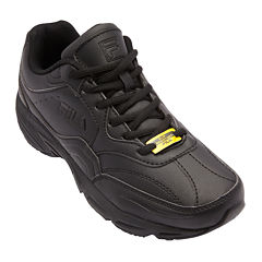 Fila® On The Job Mens Slip-Resistant Sneakers