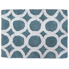 Homewear Linens Olivia Cotton Bath Rug