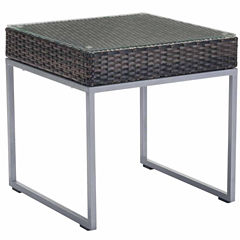 Zuo Modern Malibu Patio Side Table