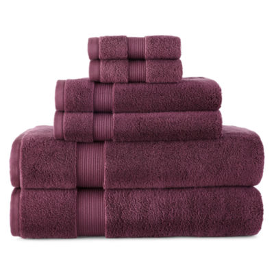 Royal Velvet Signature Soft 6 pc Towel Set