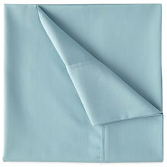 JCPenney Home™ 300tc Easy Care Set of 2 Solid Pillowcases