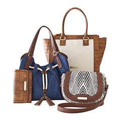 Liz Claiborne® Safari Handbag and Wallet Collection