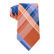 Stafford® Lakeside Plaid Silk Tie