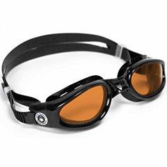 Us Driver Kaiman Goggle Amber Lens Swim Goggles