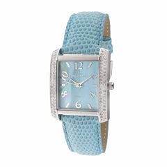 Peugeot Womens Blue Strap Watch-3009bl