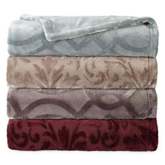 Royal Velvet Ultimate Plush Throw