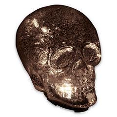 JCPenney Home™ LED Glass Skull