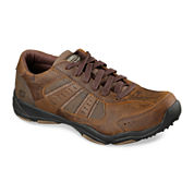 Skechers® Larson Nerick Mens Casual Lace-Up Shoes