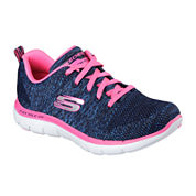 Skechers® High Energy Womens Lace-Up Sneaker