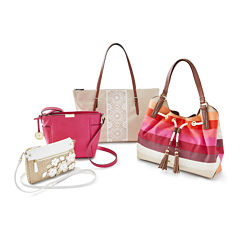 Liz Claiborne® Summer Handbag and Wallet Collection