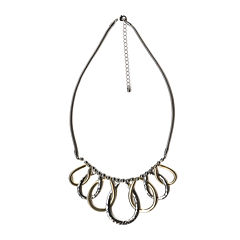 Bold Elements™ Teardrop Necklace