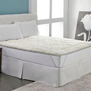 Perfect Fit Cool Wool Reversible Mattress Pad