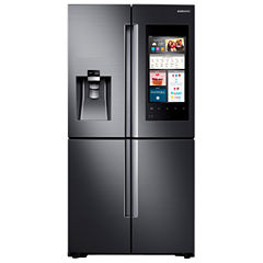 Samsung 22 cu. ft. Counter Depth Family Hub™ 4-Door Flex French-Door Refrigerator