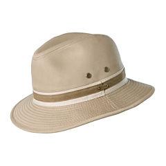 Stetson® Twill Safari Hat