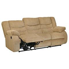 Signature Design by Ashley® Garek Reclining Sofa
