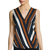 i jeans by Buffalo Wrap-Front Tank Top