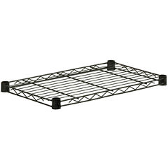 Honey-Can-Do® Steel Shelf - Black