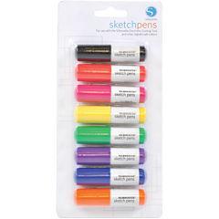 Silhouette 8-pk. Sketch Pens