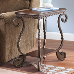 Signature Design by Ashley® Rafferty Chairside Table