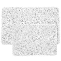 Cambridge Home 2-pc. Shag Memory Form Bath Rug Set
