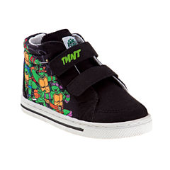 Nickelodeon Ninja Turtles Boys Walking Shoes - Little Kids