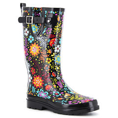 Western Chief Garden Play Womens Waterproof Rain Boots