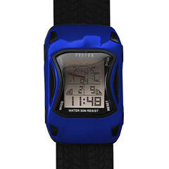 Dakota Fusion Kids Digital  Blue Car Watch 22022