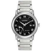 Citizen® Eco-Drive Mens Stainless Steel Watch Aw7020-51E
