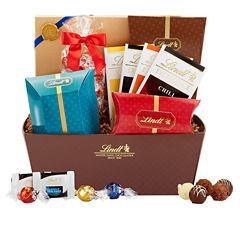 Lindt & Sprungli Lindt Celebration Chocolate Gift Basket - 48.8 oz.