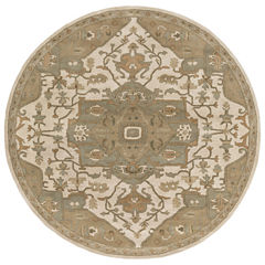 Decor 140 Demetrios Hand Tufted Round Rugs
