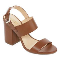 Liz Claiborne Daffodil Leather Womens Dress Shoe