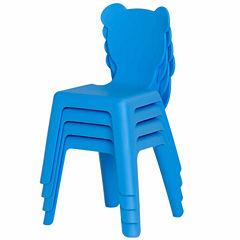 South Shore Crea 4-pc. Kids Chair