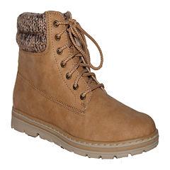 St. John's Bay® Kamdon Ankle Boots