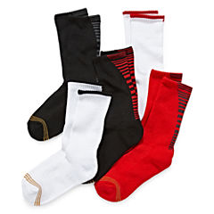 Gold Toe® 5-pk. Ultra Tec Crew Socks - Boys