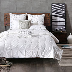 INK+IVY Masie 3-pc. Duvet Set & Accessories