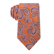 Stafford® Lakeside Paisley Silk Tie