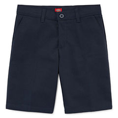 Dickies® Slim-Fit Flat-Front Shorts - Girls 7-16