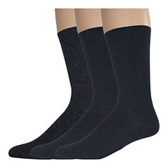 Dockers® 3-pk. Rib Crew Socks