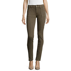 Arizona Luxe Stretch Twill Jeggings