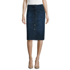 Misses Size Denim Skirts Skirts for Women - JCPenney