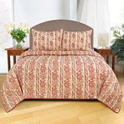 Park B. Smith® Le Flaive Floral Quilt