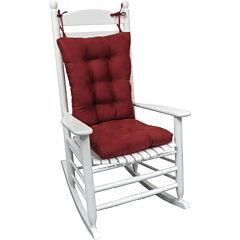 Klear Vu Microsuede Gripper® 2-pc. Chair Cushion Set