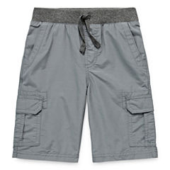 Arizona Knit Cargo Shorts - Preschool Boys
