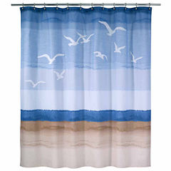 Avanti Seagull Shower Curtain