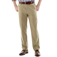 Lee® Performance Traveler Flat-Front Pants