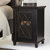 Signature Design by Ashley® Charlowe Decorative Nightstand