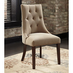 Signature Design by Ashley® Madison Set of 2 Upholstered Dining Side Chairs