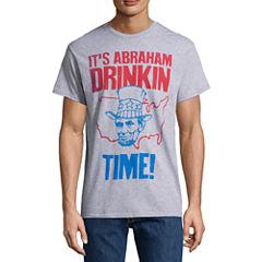Abraham Drinkin Time SS Tee