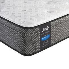 Sealy Performance™ Davlin Plush Eurotop - Mattress Only